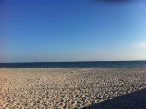 Stranden på Anholt