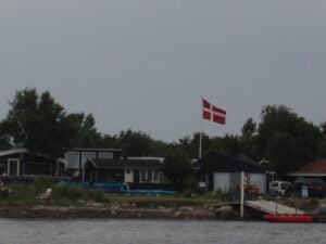 Hyggelige små huse i Ålborg